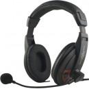Headset Deltaco med Mikrofon