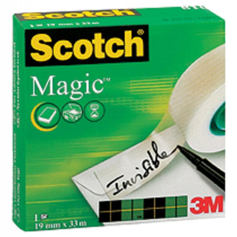 Dokumenttejp Scotch Magic 810 25mmx66m hos Kontorsshop.se b87506d39d807