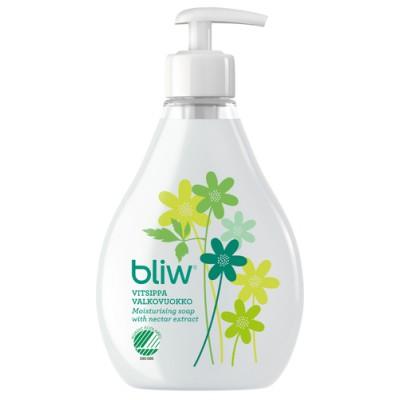 Tvål Bliw Pump Vitsippa 300ml (Miljö)