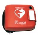 Röd Väska till HeartStart FRx