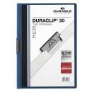 Klämmapp Durable A4 30-Blad 25st/fpk