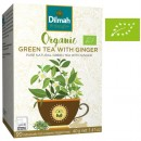 Dilmah Grönt Te med Ingefära 6ask/fpk