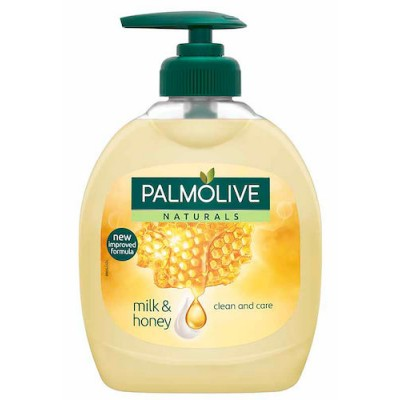 Tvål Milk & Honey Palmolive 300ml