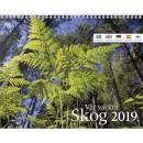 Väggkalender Vår Vackra Skog (Miljö)