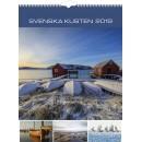 Väggkalender Svenska Kusten (Miljö)