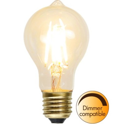Star Trading LED-Lampa E27 1,3W Soft Glow Dimbar