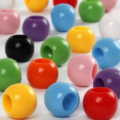 Kongopärlor Sorterade Färger 1000st/fpk