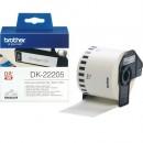 Etikett Brother DK22205 Löpande 62mmx30m