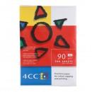 Kopieringspapper 4CC A4 90g 500ark/fp