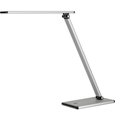 Bordslampa Unilux Terra LED Gråmetall