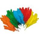 Indianfjädrar 15cm120st/fpk