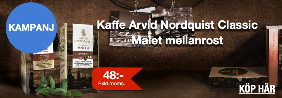 Kaffe Arvid Nordquist Classic
